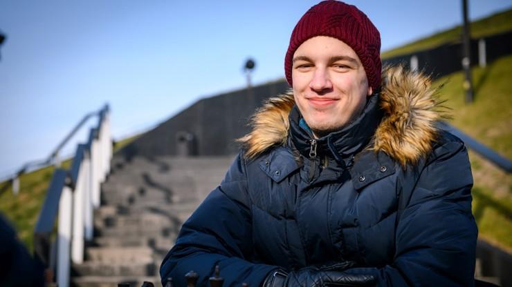 Jan Krzysztof Duda: Spodek to dla mnie szczęśliwe miejsce
