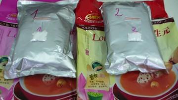 Sterydy w paczkach z Azji. Były ukryte w opakowaniach po zupkach chińskich