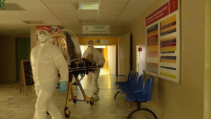 Nowe przypadki koronawirusa. Dane ministerstwa, 27 września