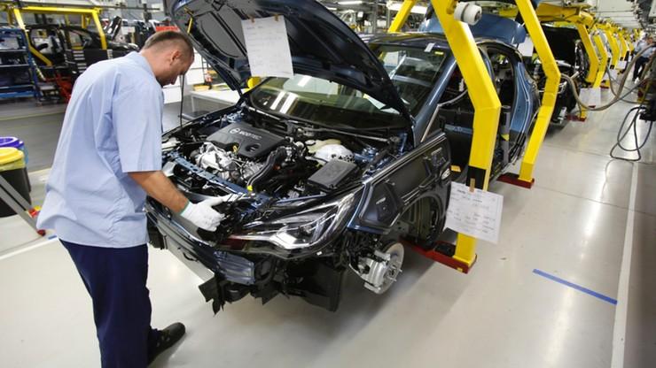 Wstrzymano produkcję w zakładzie Opla w Gliwicach. Z powodu awarii