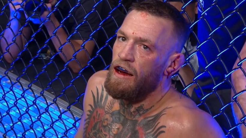 UFC: Conor McGregor zawieszony po walce z Dustinem Poirierem