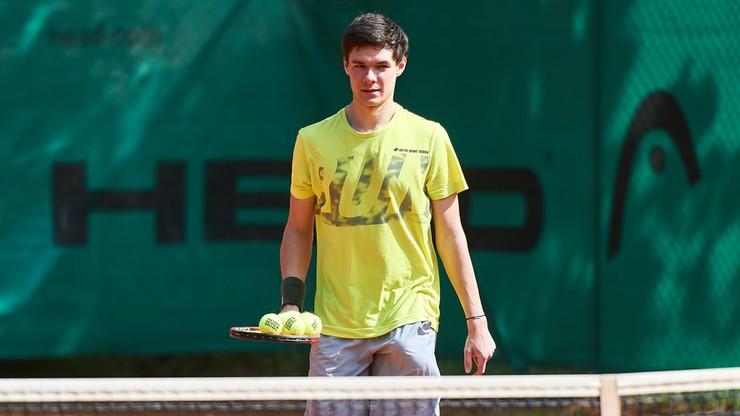 Wimbledon: Majchrzak - Barrios Vera. Relacja na żywo