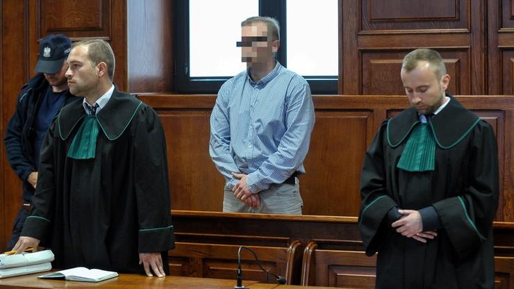Dożywocie za zabicie czterech osób. Sąd ponownie skazał Mariusza B.