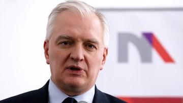 Gowin o wydarzeniach w Białymstoku: mogą niesprawiedliwie rzutować na wizerunek całej Polski