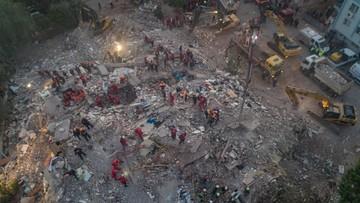 Trzęsienie ziemi w Turcji. Wzrasta bilans ofiar