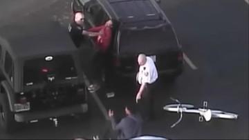 Brutalnie pobił 15-latkę, potem oskarżył o napaść. Nagranie pokazało prawdę