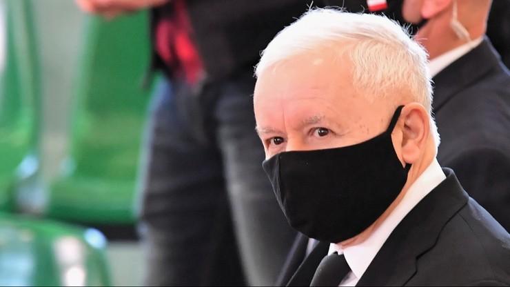 Marszałek Struzik przeprosił Jarosława Kaczyńskiego za swój wpis na Twitterze