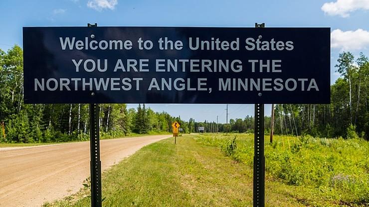 """Chcą naprawić """"błąd kartograficzny"""" i oddać część terytorium USA Kanadzie"""
