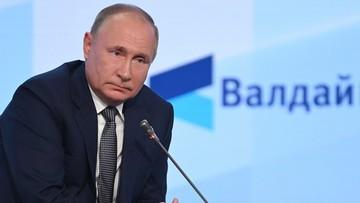 Rosja wykluczy talibów z listy organizacji terrorystycznych. Putin wyjaśnia