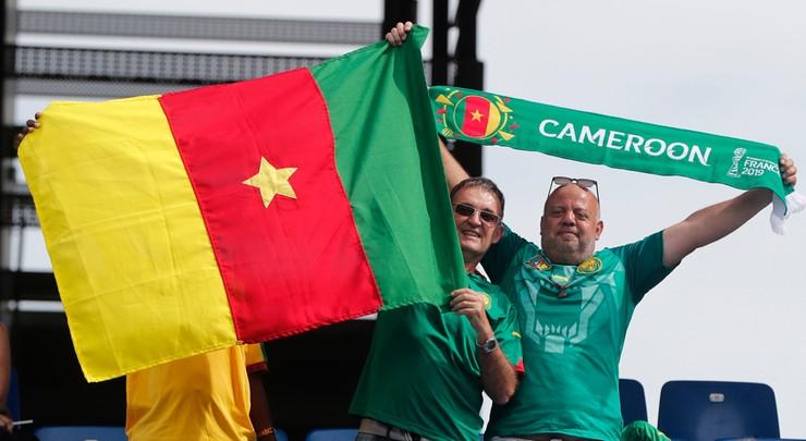 Puchar Narodów Afryki: Protest piłkarzy Kamerunu i Zimbabwe