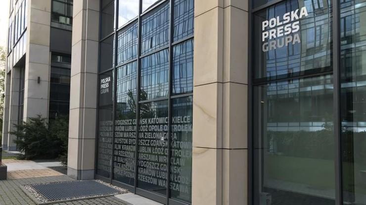 """Odwołanie RPO ws. przejęcia Polska Press. """"UOKiK nie ma uprawnień do oceny"""""""