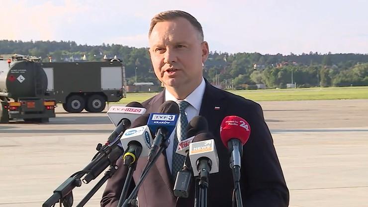 Prezydent: projekt ustawy o Funduszu Medycznym został złożony w Sejmie