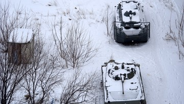 Pence: USA zaniepokojone przemocą na wschodzie Ukrainy