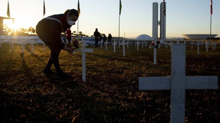 Ponad pół miliona ofiar koronawirusa na świecie