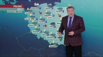 Prognoza pogody - wtorek, 18 maja - popołudnie