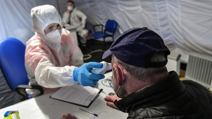 Prawie 19 tys. zakażonych koronawirusem w Polsce