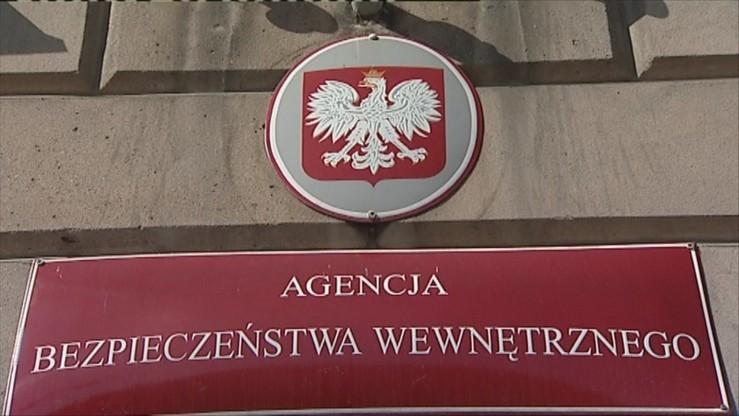 ABW zatrzymała prezesa firmy, który miał wręczać łapówki w Powiatowym Zarządzie Dróg w Nowym Targu