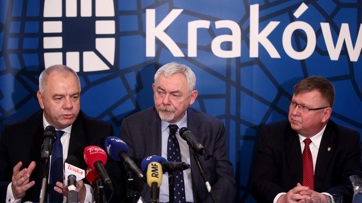 Sasin: rząd wesprze organizację Igrzysk Europejskich 2023