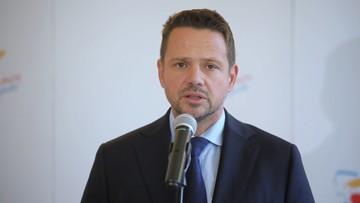 Rafał Trzaskowski przeprosił PKN Orlen