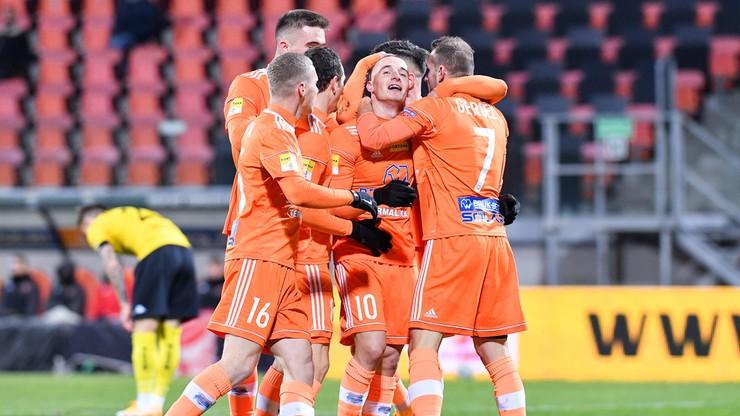 Fortuna 1 Liga: Kolejna wygrana Bruk-Betu Termaliki. Powrót na fotel lidera