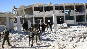 Rosja publikuje ustalenia z USA ws. Syrii