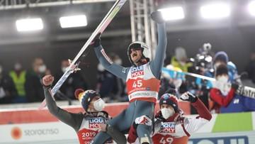 MŚ Oberstdorf 2021: Piotr Żyła mistrzem świata!