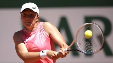 Roland Garros: Świątek poznała ewentualną rywalkę w 1/8 finału