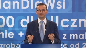 Morawiecki w Poznaniu: wierzę, że nasze zwycięstwo doprowadzi do wielkiej zmiany