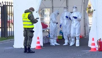 Kolejny rekord zakażeń. Ponad 27 tys. nowych przypadków koronawirusa