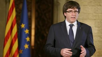 Szef rządu Katalonii: to najgorszy atak przeciwko nam od czasów wojskowej dyktatury generała Franco