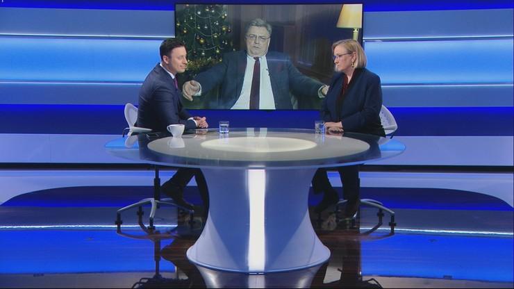 Thun: PiS chce słabej Unii Europejskiej. To leży w interesie Putina