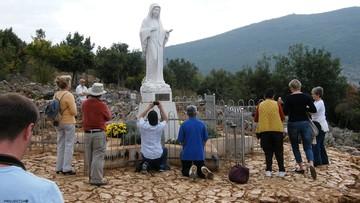 Papież zgodził się na organizowanie pielgrzymek do Medjugorje