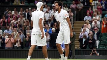Wimbledon: Kubot i Melo w ćwierćfinale bez gry