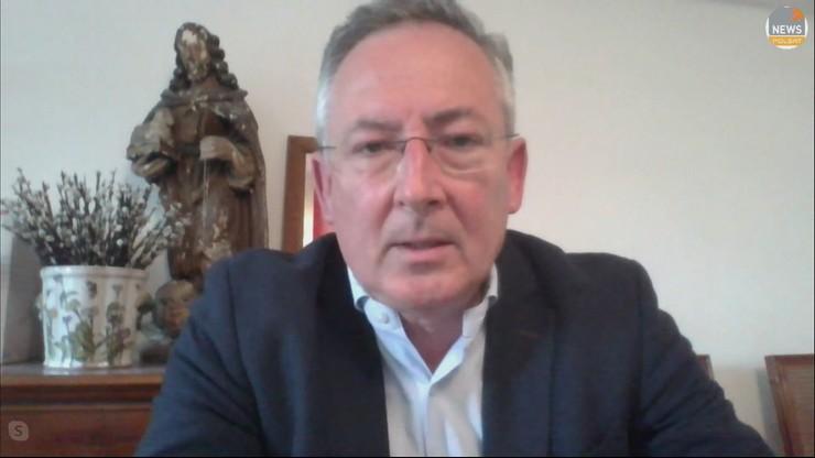 Sienkiewicz: udział w wyborach 10 maja jest legalizacją przestępstwa