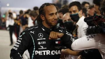 Formuła 1: Lewis Hamilton osobowością roku w sportach motorowych
