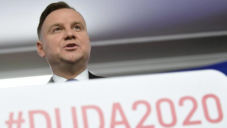 Wiadomo, ilu Polaków dobrze ocenia pracę prezydenta