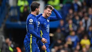 Premier League: Chelsea rozbiła Norwich