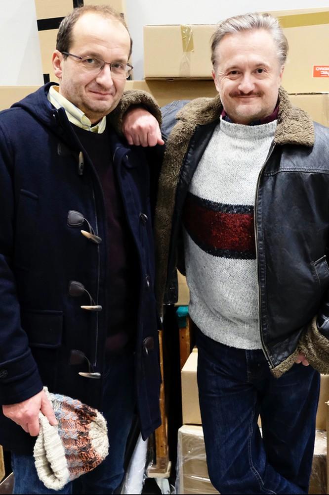 2021-02-08 Robert Górski i Mikołaj Cieślak zapraszają na nowy serial - Polsat.pl