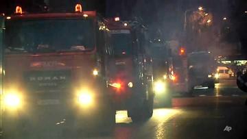 Pożar w rumuńskim szpitalu. Zginęli chorzy na Covid-19