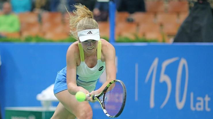 French Open: Fręch awansowała do drugiej rundy
