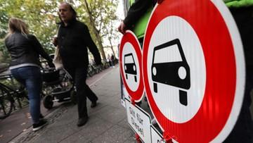 Sąd nakazał władzom Berlina wprowadzenie zakazów wjazdu dla starszych diesli