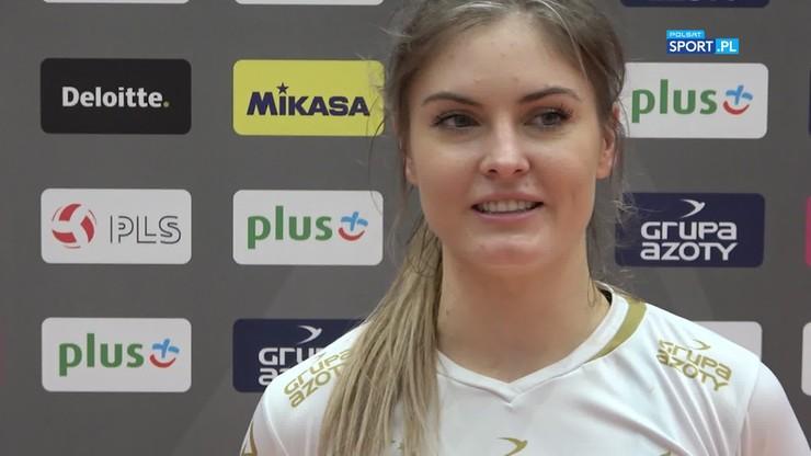 Martyna Grajber przed losowaniem PP: Z turniejów w Nysie mamy bardzo piękne wspomnienia