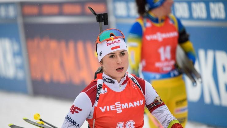 MŚ w biathlonie: Wygrana Norwegii w sztafecie mieszanej, Polska w trzeciej dziesiątce