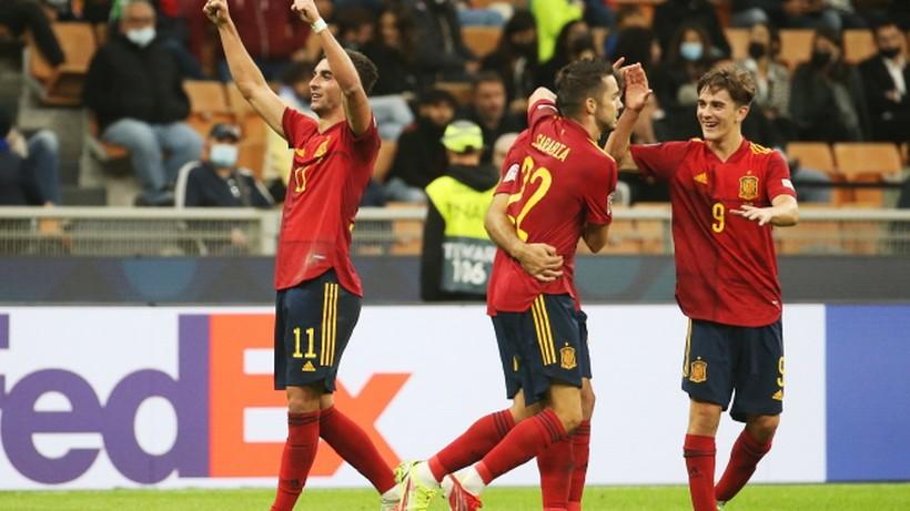 Liga Narodów: Hiszpania w finale! Koniec fenomenalnej passy Włochów
