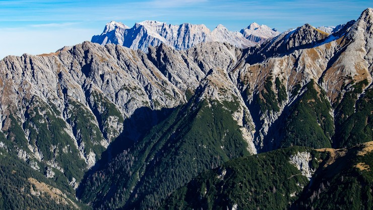 78-latka spadła w przepaść w Alpach. Przeżyła upadek ze 150 metrów