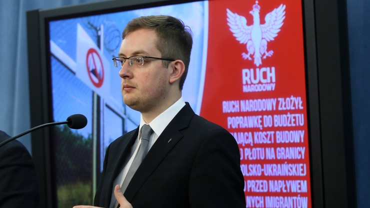 Ruch Narodowy chce budowy muru przeciw uchodźcom na granicy polsko-ukraińskiej