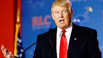 Trump nie wypomni Hillary romansu Billa z Moniką Lewinsky