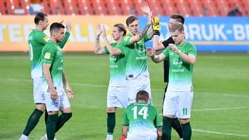 Fortuna 1 Liga: Radomiak zdeklasował Miedź w hicie kolejki
