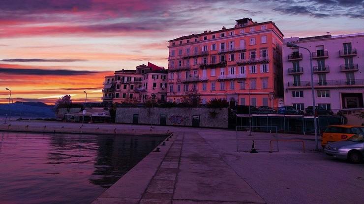 Grecja. Strzelanina w pobliżu hotelu na Korfu. Dwie ofiary śmiertelne