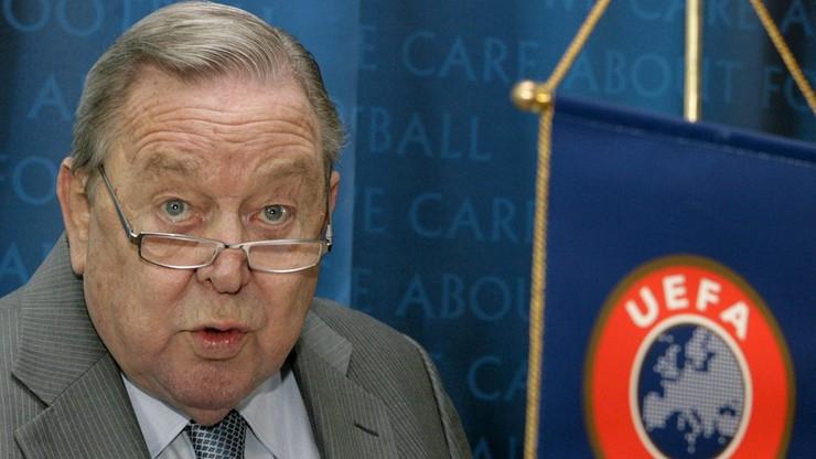 Szokujące wyznanie szefa UEFA. Próbowano go zabić!